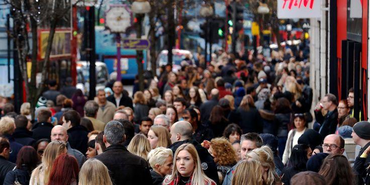Gran bretaña de la mano de obra se enfrenta a otro año sin un aumento de sueldo en 2018