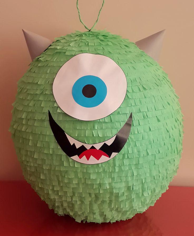 Mike Wazowski... Monsters Univ.