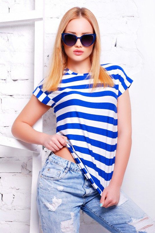 Blue stripe shirt ~ Blue shirt ~ Stripped blouse ~ Stripped tank ~ Nautical top ~ Nautical shirt by LALcouture on Etsy https://www.etsy.com/listing/289790521/blue-stripe-shirt-blue-shirt-stripped