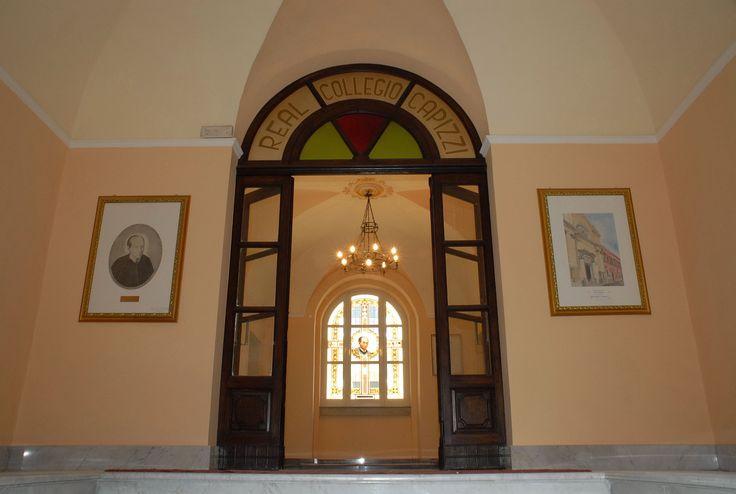 Bronte nel CT - Real Collegio Capizzi #sicily #italy #etna #museietnei visit www.museietnei.it