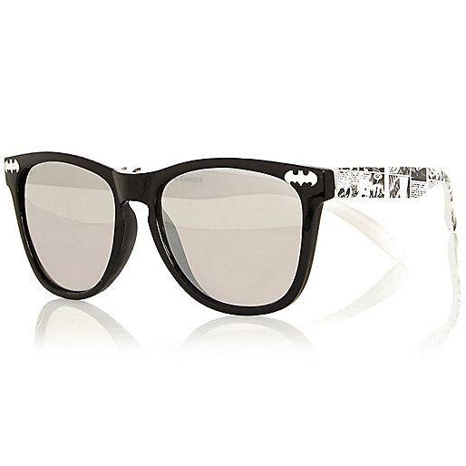 Boys black Batman comic sunglasses - sunglasses - accessories - boys
