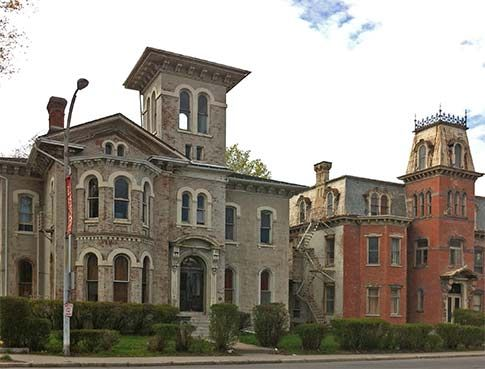 201 best images about hometown roots on pinterest for Residential architects rochester ny