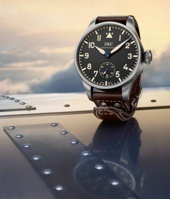 Compraventa de relojes de lujo JBarrionuevo - Big Pilot's Heritage de IWC