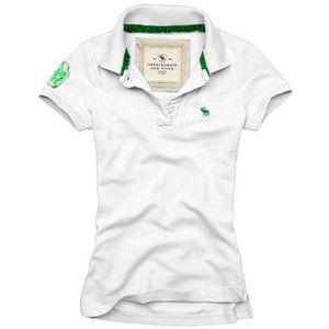 abercrombie girls shirts | wholesale abercrombie girls polo shirts - Abercrombie & Fitch ...