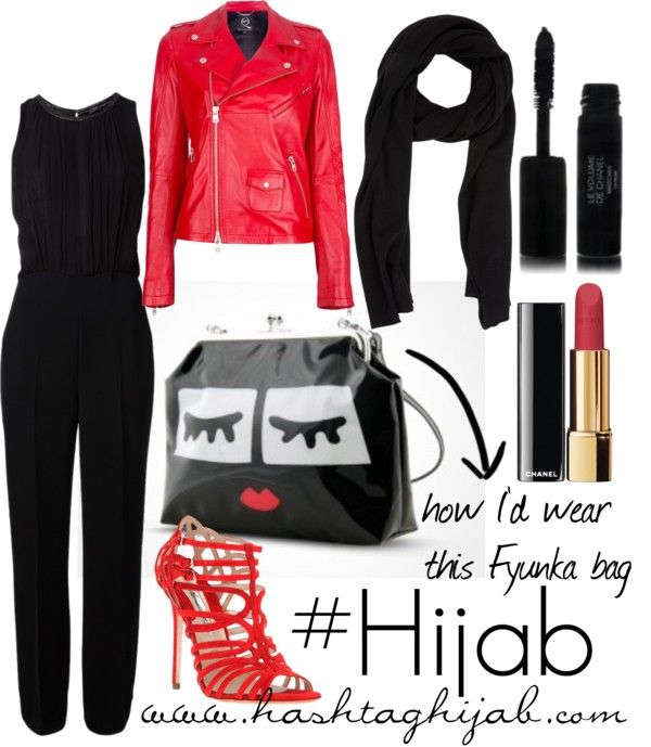 Hashtag Hijab Outfit #68