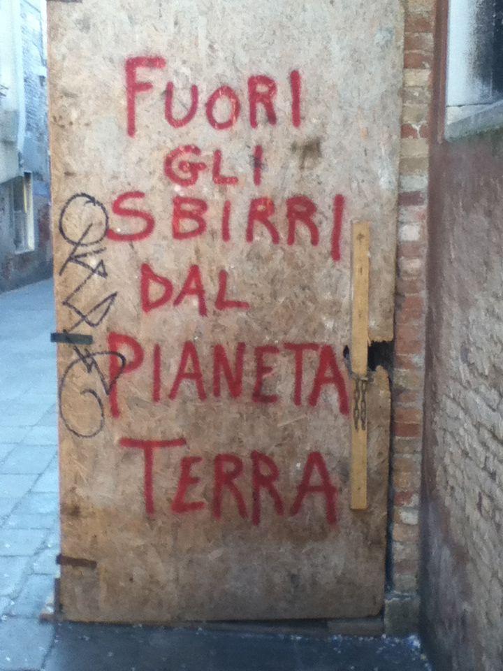 Grafite - Veneza