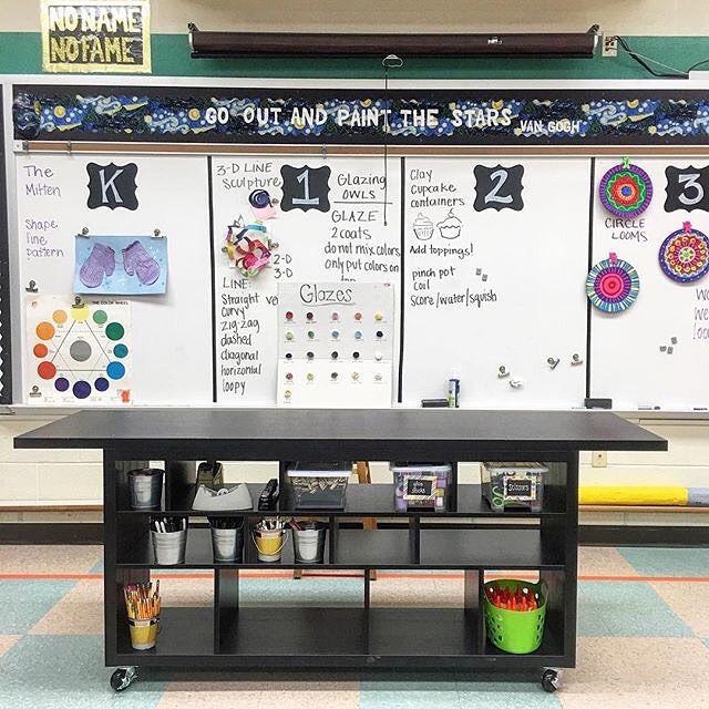 Classroom Design Hacks ~ Best art classroom layout ideas on pinterest reading