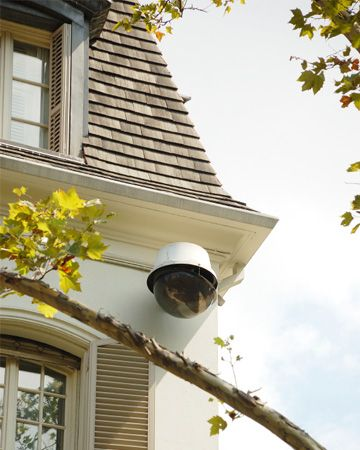 Home security on a budget
