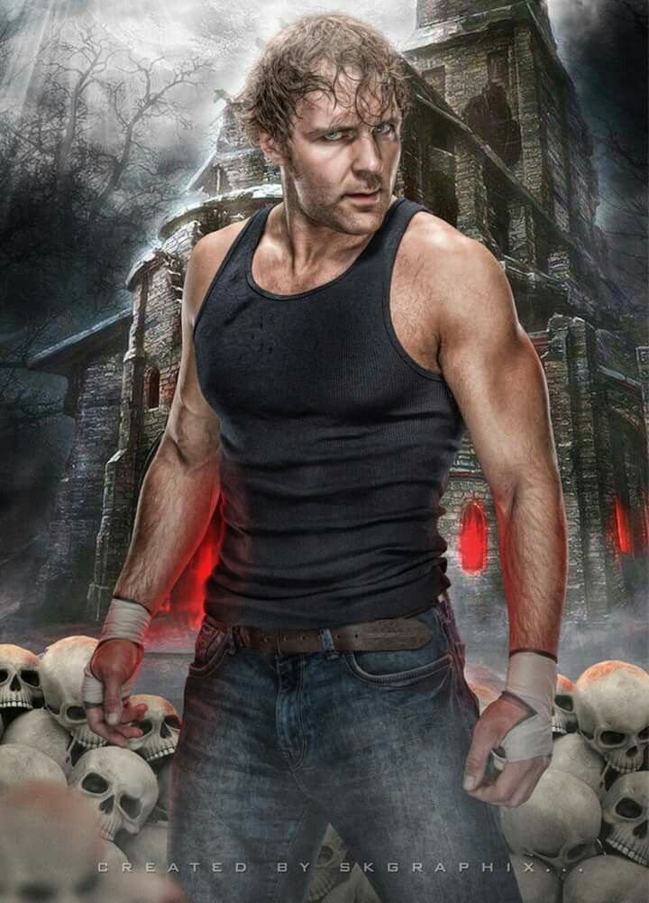 Dean Ambrose ❤