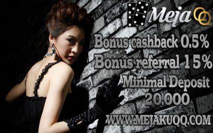 Halo semuanya mari bergabung dan bermain kartu sekarang juga di www.MejakuQQ.com Poker, Domino, dan SAKONG ONLINE