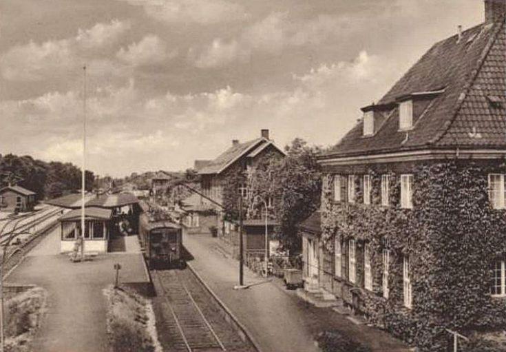 Ballerup (station) 1960'erne