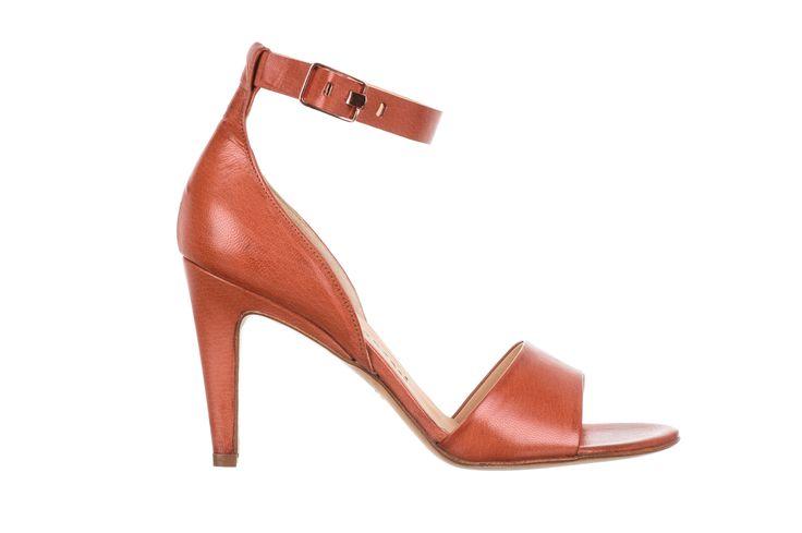 brown sandal - fiorifrancesi