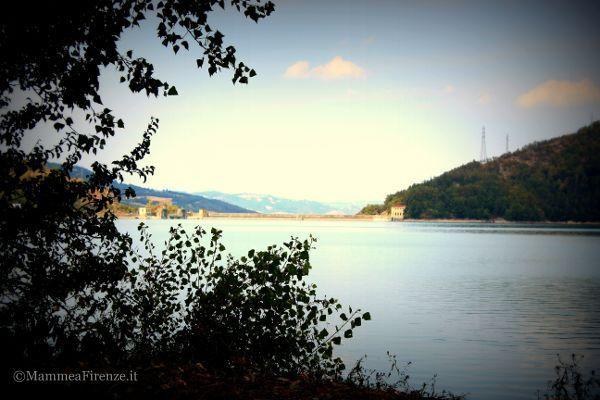 Lago di Suviana, Appennino Tosco Emiliano