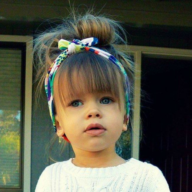 #hairstyle #bambina anni 60'