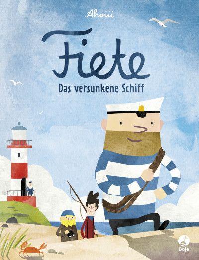 Das erste Bilderbuch zurpreisgekröntenBestseller-App: Fiete ist ein kleiner Seemann. Sein Zuhause ist eine Insel irgendwo im weiten Meer....