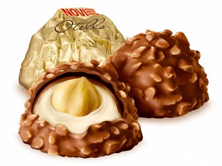Italian products: Novi Chocolate