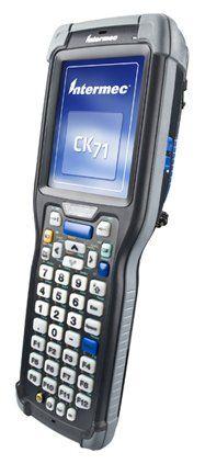 Intermec CK71AB6EN00W1400 CK71 Ultra-Rugged Mobile Computer, Numeric Keypad, 1 GHz Refresh, 5603ER Scanner, No Camera, WLAN, WWE, Smart System/Intermec Client Pack. Ultra-rugged. Numeric function keypad. 5603ER scanner. No camera. Wlan, Windows embedded handheld.