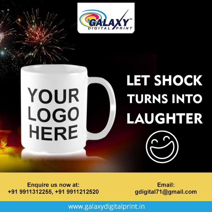 Call an urgent meeting for all employees and surprise them by gifting #personalizedmugs. To get #printedmugs contact - gdigital71@gmail.com    #DigitalPrinting #CustomPrinting