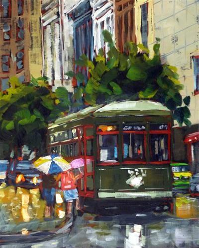 """St. Charles Streetcar"" by Amy Stewart"
