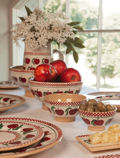 66 Best My Red Country Apple Themed Kitchen Images On