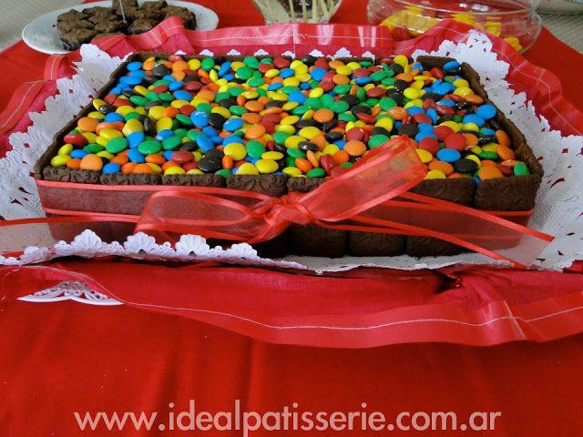 Ideal Patisserie: Tortas decoradas
