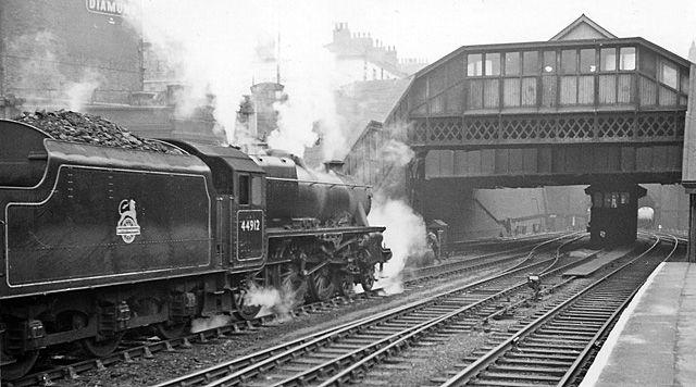 Nottingham Victoria railway station