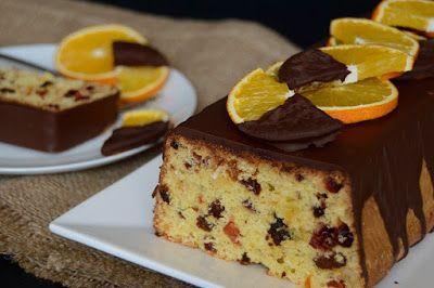 Citromhab: Csokoládés gyümölcskenyér