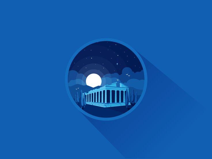 AthensBuy Artwork: Society6 | RedbubbleFollow me: Dribbble | Twitter | Behance