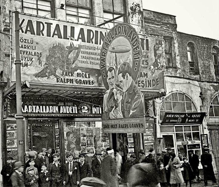Şehzadebaşı Yeni Sinema, 1930'lar