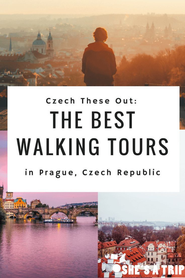 Czech These Out: The Best Walking Tours in Prague