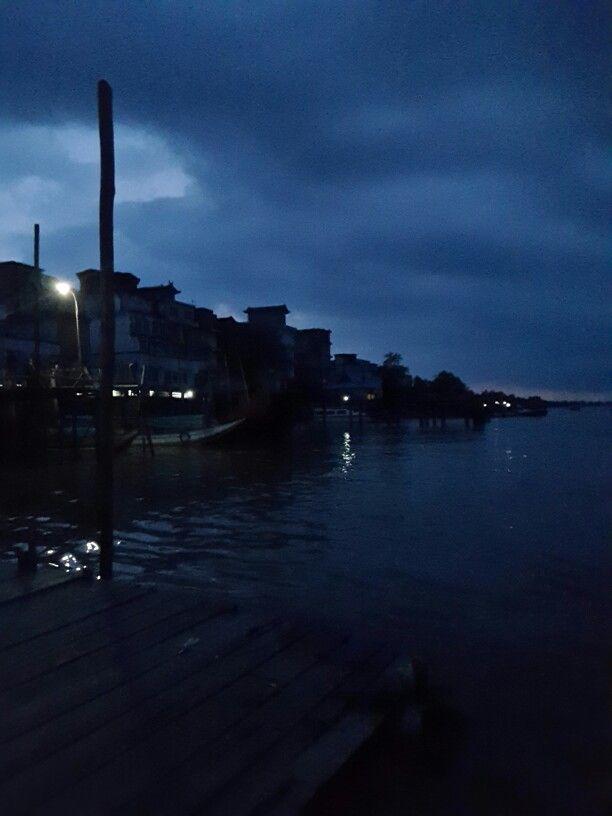 Pulau Kijang -- Senja Hari