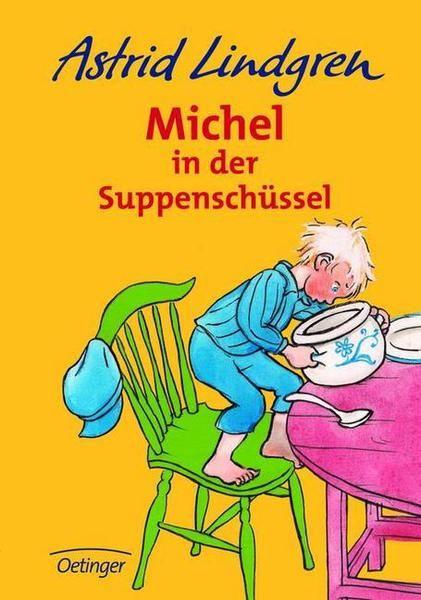 Michel aus Lönneberga ist fünf Jahre alt und stark wie ein kleiner Ochse. Wenn er schläft, kann man ihn fast für einen Engel halten. Aber wenn er wach ist, dann hat er mehr Unsinn im Kopf als irgendein anderer Junge auf der ganzen Welt! Wie zum Beispiel an dem Tag, als Michel seinen Kopf in die Suppenschüssel steckt …