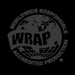 WRAP certified t-shirts