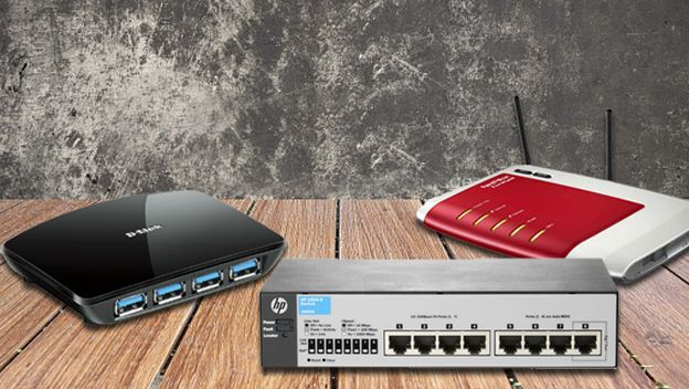 Cuáles son las diferencias entre Hub, Switch y Router