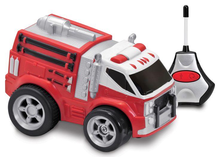 Les 25 meilleures id es de la cat gorie camion de pompier - Fonctionne avec des piles 94 ...