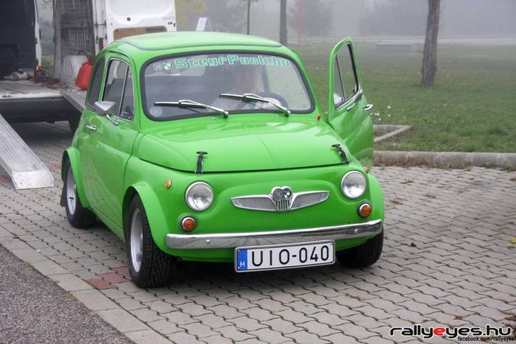 Steyr Puch - Hungary
