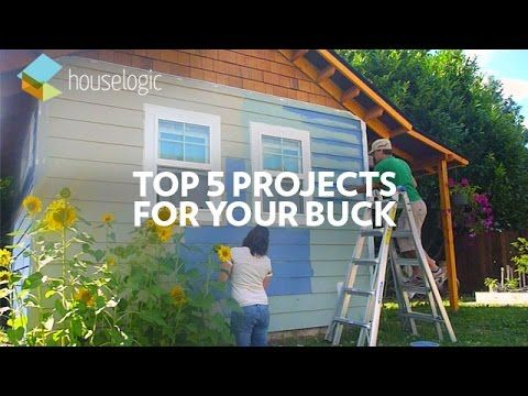 Best home improvement projects for the money
