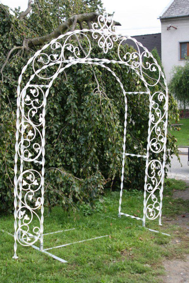 svatební brána princess