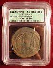 Rare Byzantine AD 550-551 Justinian I Large Follis Constantinople ICG VF20! - http://coins.goshoppins.com/ancient-coins/rare-byzantine-ad-550-551-justinian-i-large-follis-constantinople-icg-vf20/