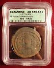 Rare Byzantine AD 550-551 Justinian I Large Follis Constantinople ICG VF20! - http://coins.goshoppins.com/ancient-coins/rare-byzantine-ad-550-551-justinian-i-large-follis-constantinople-icg-vf20/