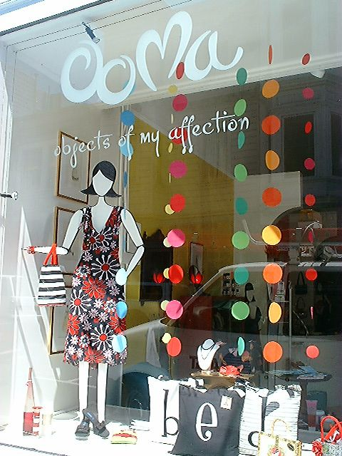 Affection clothing store