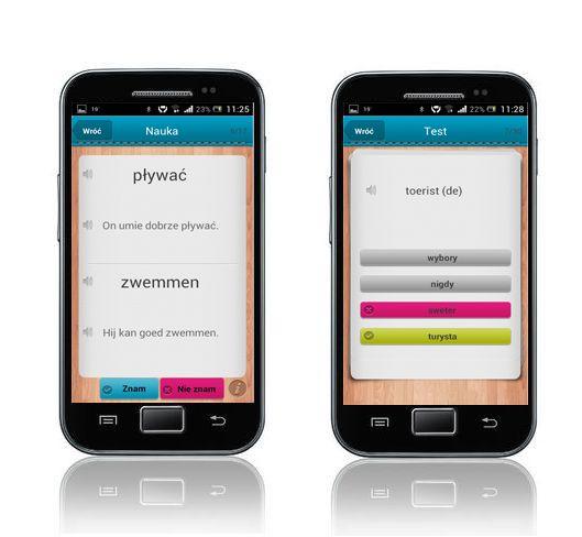iFiszki Niderlandzki Trening od podstaw - aplikacja mobilna | www.jezykiobce.pl