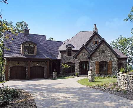 25+ best French house plans ideas on Pinterest | French country ... - french country house plans
