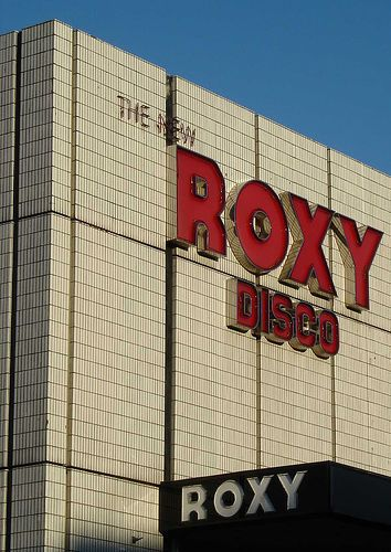 Roxy Nighclub - SHEFFIELD NIGHTCLUBS - Sheffield History - Sheffield Memories