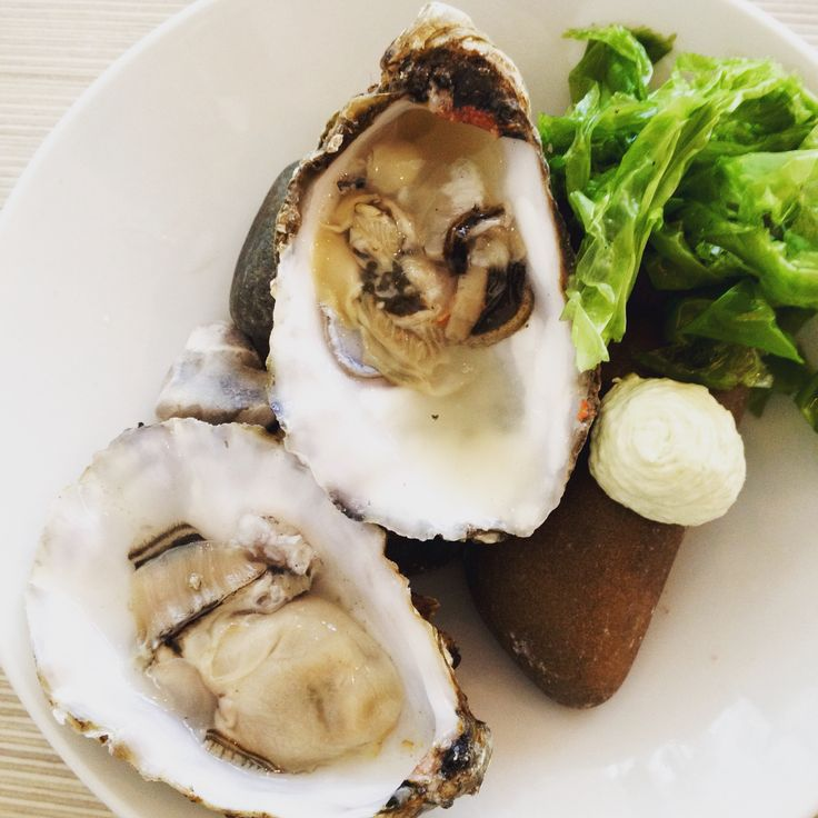 Oysters is danish speciality