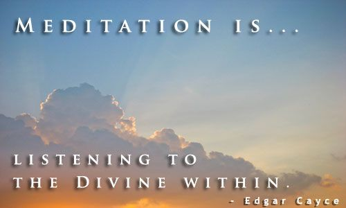 Meditation Quotes Use The Healing Power Of Meditation | Read the ...