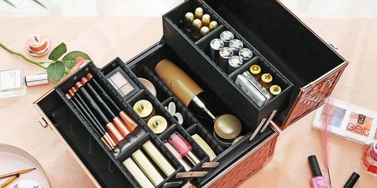 37 Alternatives & Concurrents à IKEA (Déco & Mobilier) en 2020   Rangements maquillage ...