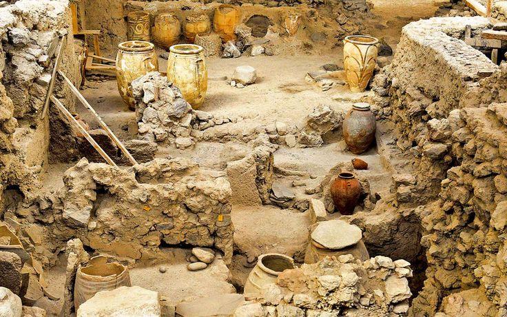 Prehistoric Gastronomy - Greece Is