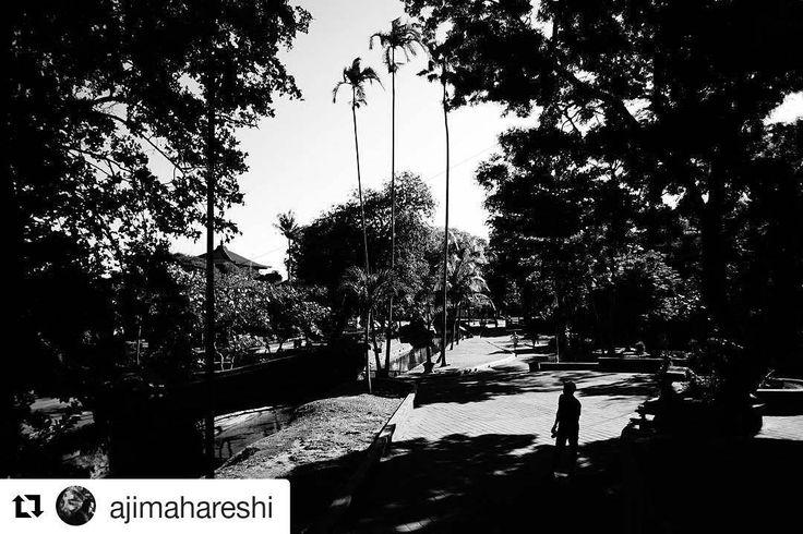 From @ajimahareshi (@get_repost)  Salah satu lokasi favorite para pecinta Budaya dan FotografiArt Centre Bali memiliki spot menarik didalamnya. Tempat ini selain sebagai lokasi ajang pementasan Budaya juga sering digunakan untuk pemotretan prewedding dan lainnya. Kalau kalian berada di Art Centre Bali ini di pagi haripasti bisa merasakan jatuhnya sinar matahari yang sangat menggoda. #mybeyonddestination #photostories #ajimahareshi #visualartstories #life #nature #storyteller #traveller…