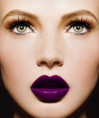 Seekers of Style: Trending Beauty | Dark Lipstick